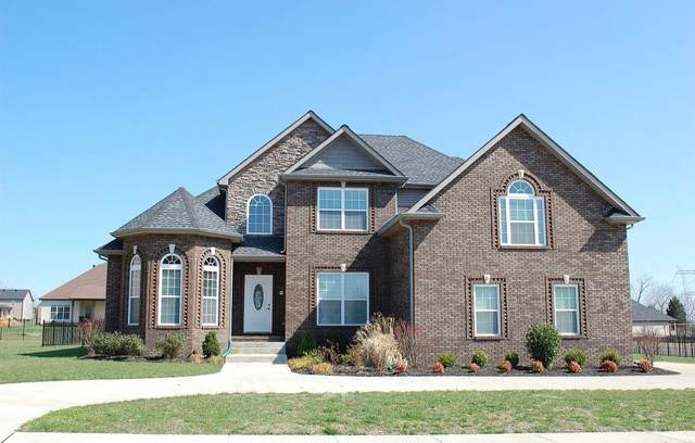1198 Upland Ter, Clarksville, TN 37043 (MLS #RTC2231746) :: The Helton Real Estate Group