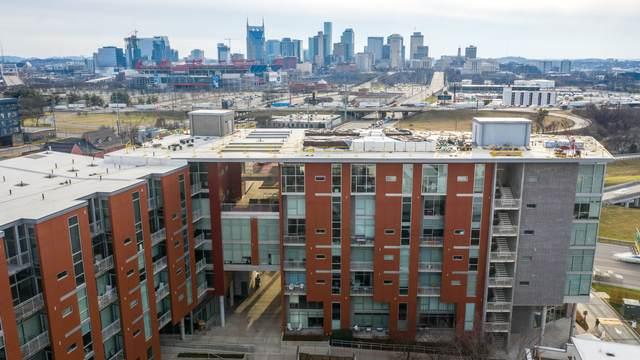 2115 Yeaman Pl #422, Nashville, TN 37206 (MLS #RTC2231793) :: The Helton Real Estate Group