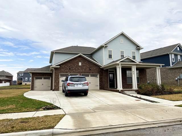 575 Nottingham Ave, Hendersonville, TN 37075 (MLS #RTC2231849) :: Team Wilson Real Estate Partners