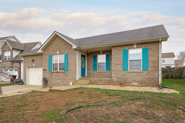 3506 Southwood Dr, Clarksville, TN 37042 (MLS #RTC2231870) :: The Adams Group
