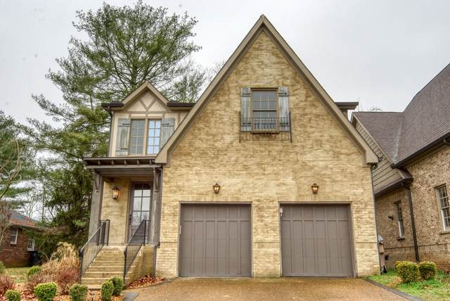71 Brookwood Ter A, Nashville, TN 37205 (MLS #RTC2231884) :: Ashley Claire Real Estate - Benchmark Realty