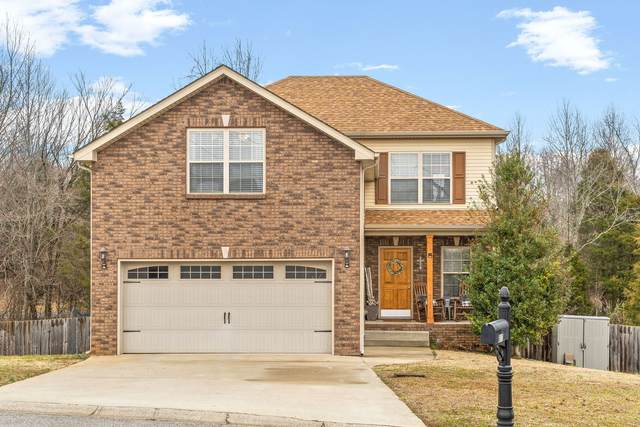 611 Edinburgh Way, Clarksville, TN 37043 (MLS #RTC2231906) :: Ashley Claire Real Estate - Benchmark Realty