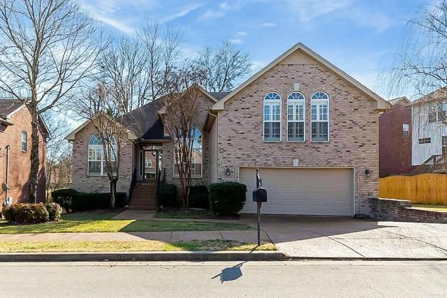 665 Sugar Mill Dr, Nashville, TN 37211 (MLS #RTC2231916) :: Team George Weeks Real Estate