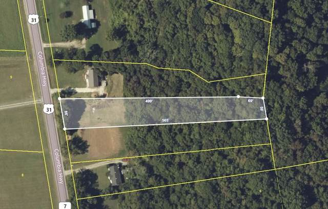 0 Columbia Hwy, Lynnville, TN 38472 (MLS #RTC2231932) :: Nashville on the Move