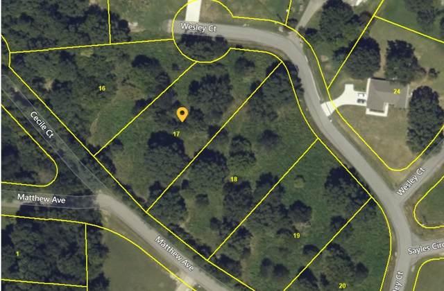 1293 Wesley Ct, Lawrenceburg, TN 38464 (MLS #RTC2231962) :: Berkshire Hathaway HomeServices Woodmont Realty
