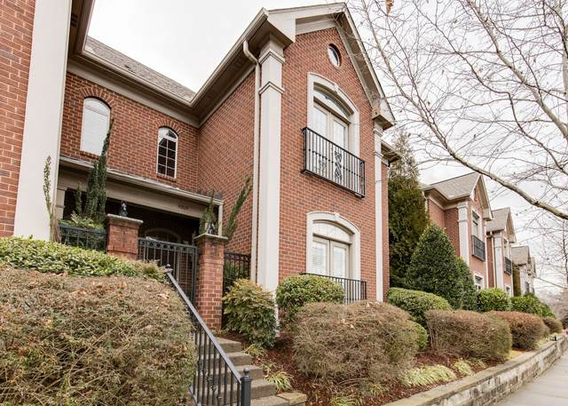 4209 Stammer Pl, Nashville, TN 37215 (MLS #RTC2232059) :: Nashville on the Move