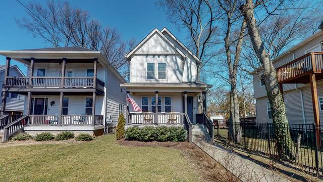 1127B Chester Ave, Nashville, TN 37206 (MLS #RTC2232120) :: Morrell Property Collective | Compass RE