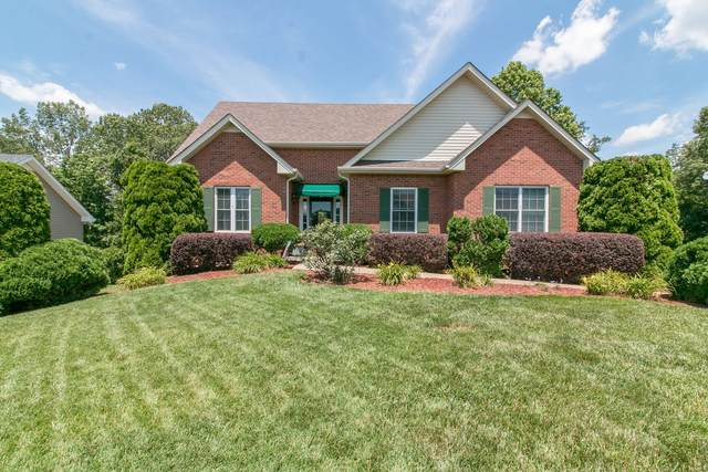 3337 Sunny Slope Dr, Clarksville, TN 37043 (MLS #RTC2232140) :: John Jones Real Estate LLC