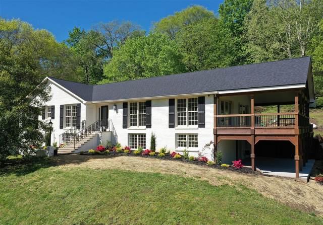 263 Vaughns Gap Rd, Nashville, TN 37205 (MLS #RTC2232155) :: Ashley Claire Real Estate - Benchmark Realty