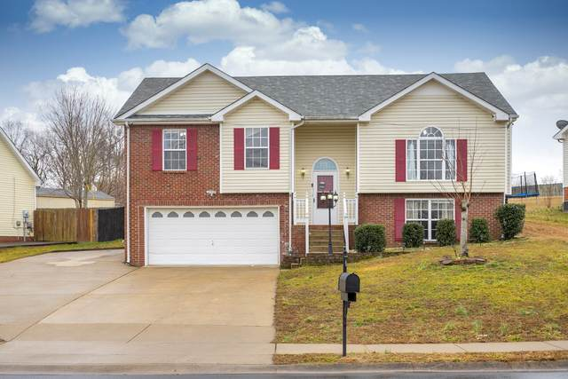 1661 Cedar Springs Ct, Clarksville, TN 37042 (MLS #RTC2232158) :: The Milam Group at Fridrich & Clark Realty