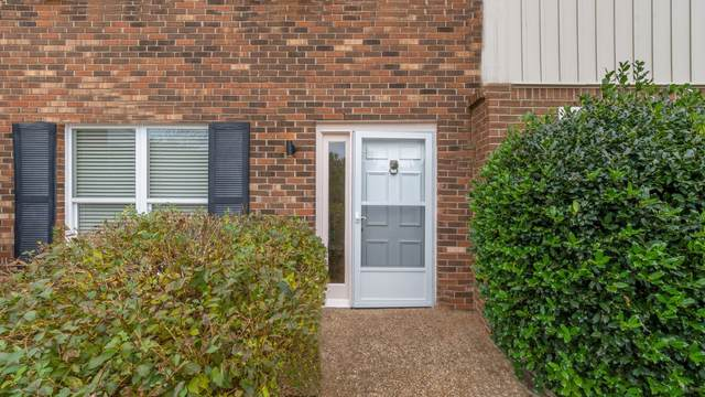 4001 Anderson Rd U143, Nashville, TN 37217 (MLS #RTC2232160) :: Village Real Estate