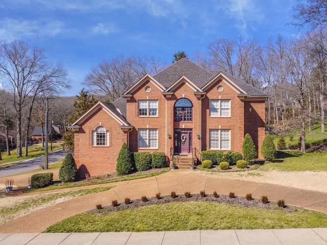 115 Natchez Dr, Hendersonville, TN 37075 (MLS #RTC2232165) :: Village Real Estate