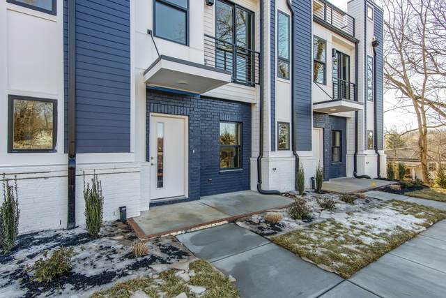 1308 Montgomery Avenue #10, Nashville, TN 37207 (MLS #RTC2232180) :: Village Real Estate