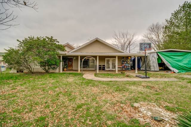 1203 Verona Caney Ave, Lewisburg, TN 37091 (MLS #RTC2232191) :: Cory Real Estate Services