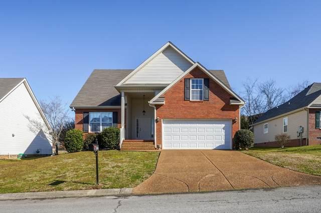 2023 Patrick Way, Spring Hill, TN 37174 (MLS #RTC2232204) :: Village Real Estate