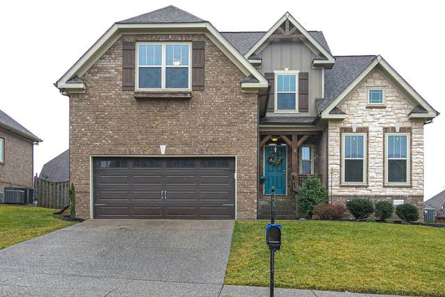 5006 Speight St, Spring Hill, TN 37174 (MLS #RTC2232271) :: The Miles Team | Compass Tennesee, LLC