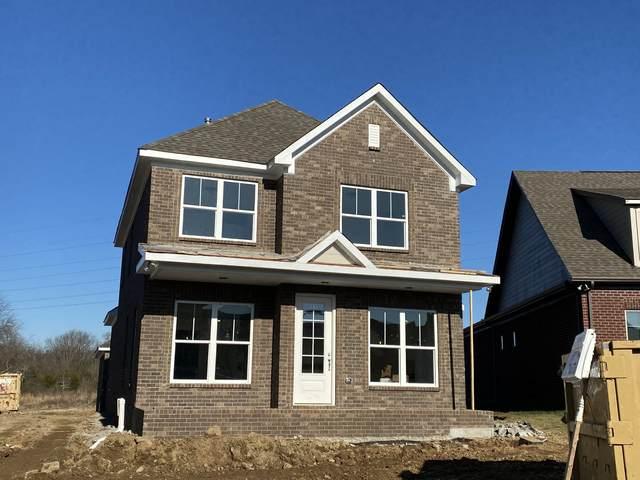 1036 Paddock Park Cir Lot 181, Gallatin, TN 37066 (MLS #RTC2232285) :: Trevor W. Mitchell Real Estate