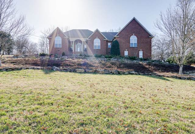 1007 Stirlingshire Dr, Hendersonville, TN 37075 (MLS #RTC2232312) :: Ashley Claire Real Estate - Benchmark Realty