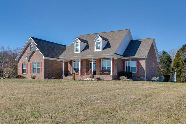 1752 Hayes Denton Rd, Columbia, TN 38401 (MLS #RTC2232398) :: Village Real Estate