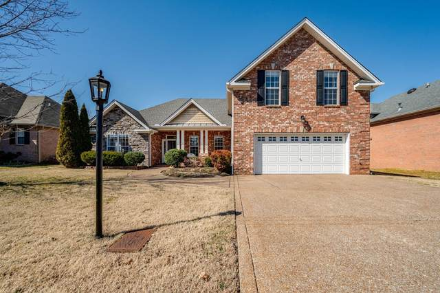 6008 Hagars Grove Pass, Hermitage, TN 37076 (MLS #RTC2232448) :: Village Real Estate