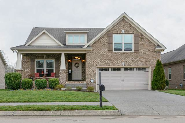 2062 Lequire Ln, Spring Hill, TN 37174 (MLS #RTC2232452) :: The Miles Team | Compass Tennesee, LLC