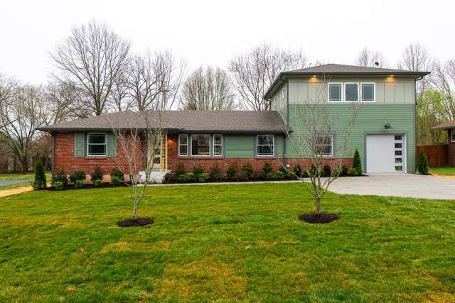 2807 Meadow Rose Dr, Nashville, TN 37206 (MLS #RTC2232460) :: Ashley Claire Real Estate - Benchmark Realty