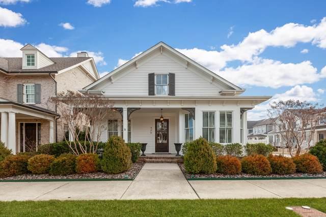 329 Fitzgerald St, Franklin, TN 37064 (MLS #RTC2232497) :: Fridrich & Clark Realty, LLC