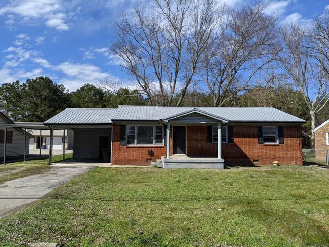 1305 E Grundy St, Tullahoma, TN 37388 (MLS #RTC2232499) :: Kimberly Harris Homes