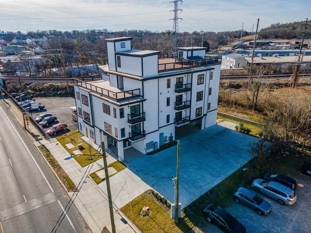 3303 Gallatin Pike #402, Nashville, TN 37216 (MLS #RTC2232576) :: Ashley Claire Real Estate - Benchmark Realty
