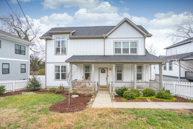 2040 Straightway Ave, Nashville, TN 37206 (MLS #RTC2232677) :: Morrell Property Collective | Compass RE