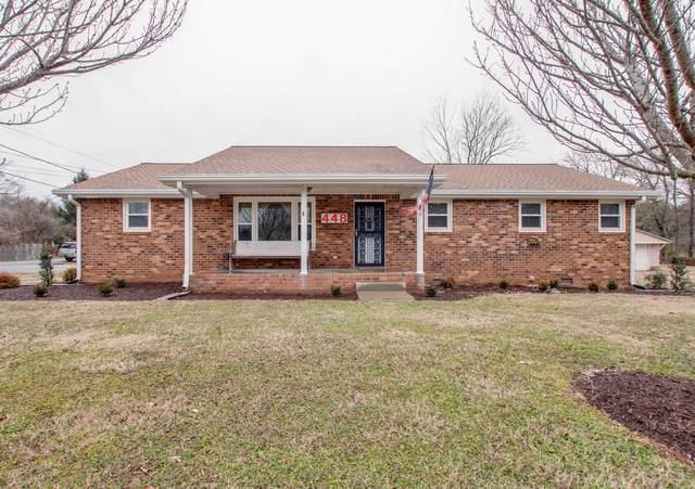 448 Bragg Ave, Smyrna, TN 37167 (MLS #RTC2232691) :: Village Real Estate