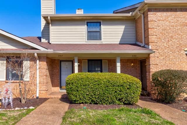 227 Ellington Pl, Madison, TN 37115 (MLS #RTC2232778) :: Team Jackson | Bradford Real Estate