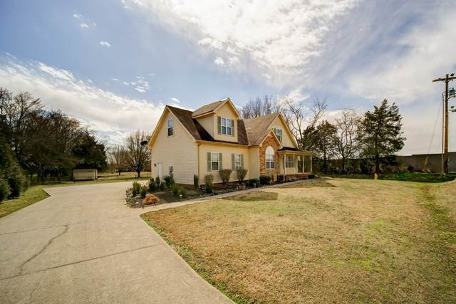 309 Tenby Dr, Murfreesboro, TN 37127 (MLS #RTC2232898) :: Ashley Claire Real Estate - Benchmark Realty