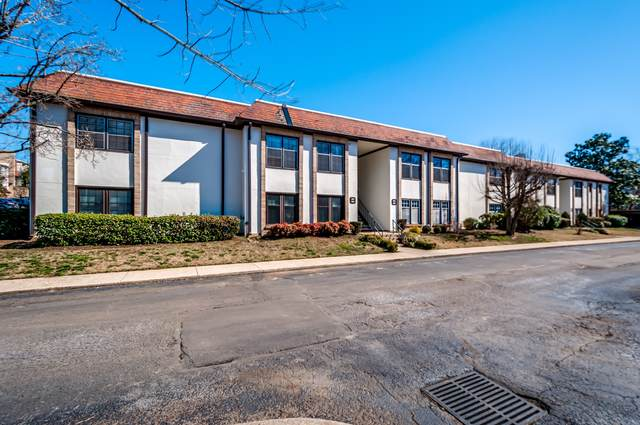 4505 Harding Pike #151, Nashville, TN 37205 (MLS #RTC2232902) :: Ashley Claire Real Estate - Benchmark Realty