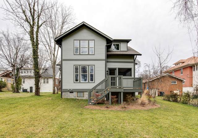 921B Benton Ave, Nashville, TN 37204 (MLS #RTC2232946) :: The Kelton Group