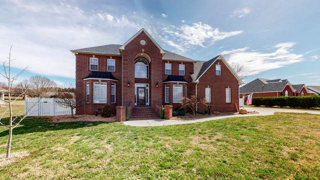 170 Franklin Heights Dr, Winchester, TN 37398 (MLS #RTC2233028) :: Christian Black Team