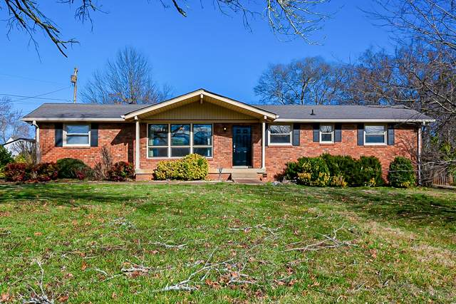 813 E Campbell Rd, Madison, TN 37115 (MLS #RTC2233059) :: DeSelms Real Estate