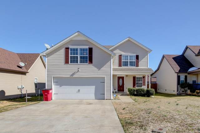 3777 Suiter Rd, Clarksville, TN 37040 (MLS #RTC2233127) :: Cory Real Estate Services