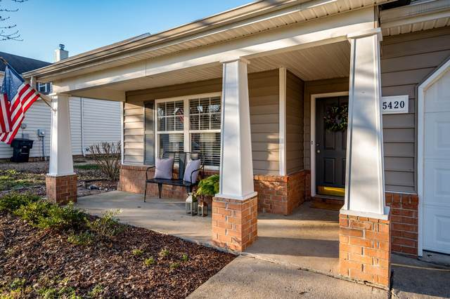 5420 Middlebury Dr, Murfreesboro, TN 37128 (MLS #RTC2233195) :: Ashley Claire Real Estate - Benchmark Realty