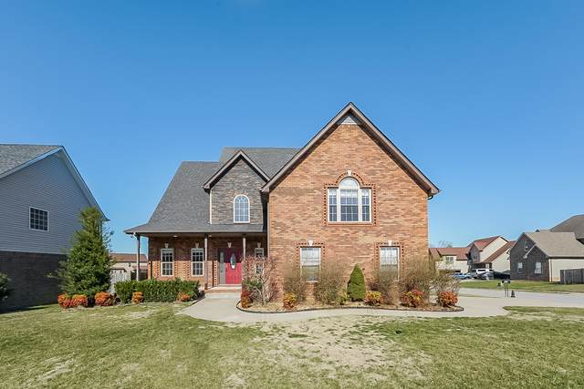 3484 Sikorsky Ln, Clarksville, TN 37042 (MLS #RTC2233224) :: The Adams Group