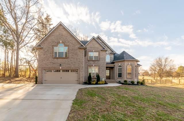 317 Rocky Ford Rd, Clarksville, TN 37040 (MLS #RTC2233229) :: Randi Wilson with Clarksville.com Realty