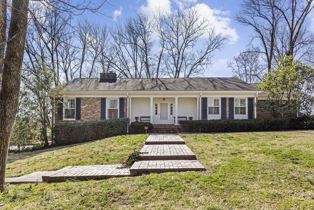 503 Huckleberry Rd, Nashville, TN 37205 (MLS #RTC2233257) :: The Miles Team | Compass Tennesee, LLC