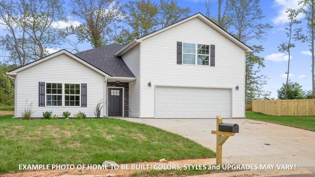 501 Fox Crossing, Clarksville, TN 37040 (MLS #RTC2233260) :: Christian Black Team