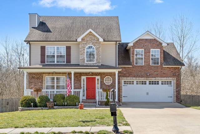 1608 Apache Way, Clarksville, TN 37042 (MLS #RTC2233263) :: Nashville on the Move