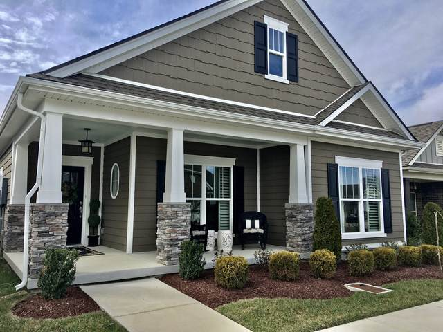 4006 Liberton Way, Nolensville, TN 37135 (MLS #RTC2233286) :: Ashley Claire Real Estate - Benchmark Realty