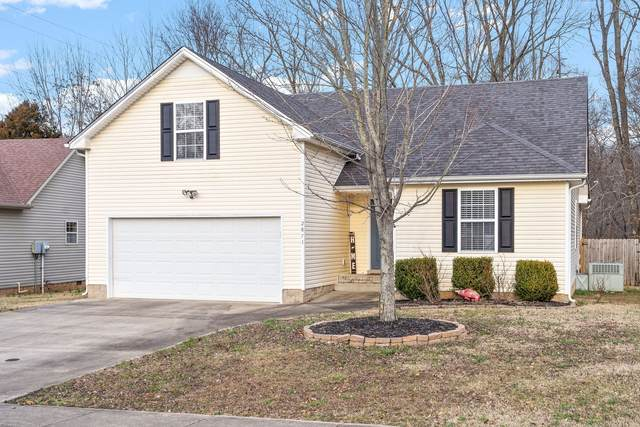 2871 Teakwood Dr, Clarksville, TN 37040 (MLS #RTC2233289) :: Village Real Estate