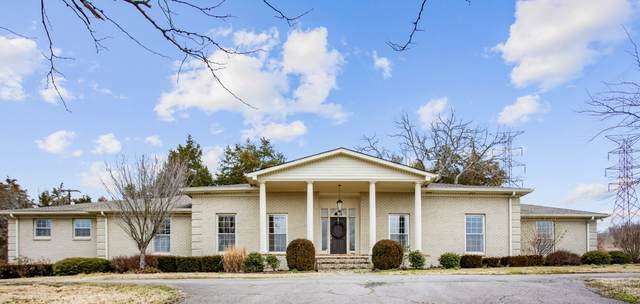 1946 Old Hickory Blvd, Brentwood, TN 37027 (MLS #RTC2233307) :: Ashley Claire Real Estate - Benchmark Realty