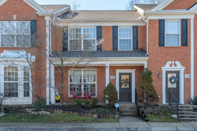 601 Old Hickory Blvd #120, Brentwood, TN 37027 (MLS #RTC2233312) :: Village Real Estate
