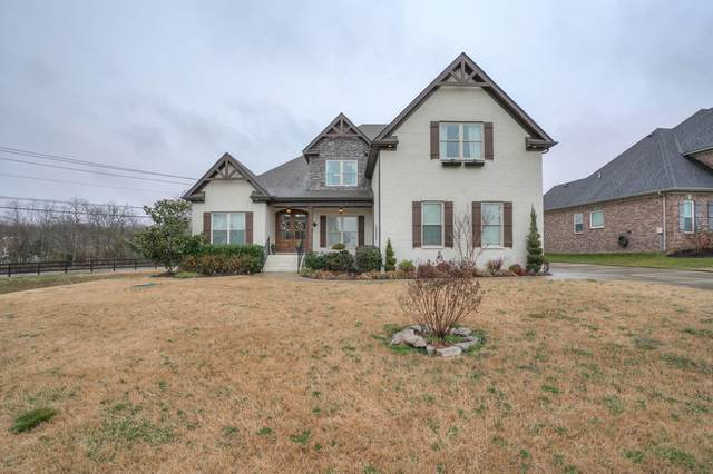 1262 Pleasant Colony Ct, Murfreesboro, TN 37129 (MLS #RTC2233314) :: Trevor W. Mitchell Real Estate