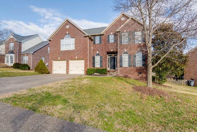 1416 Trace Ridge Ln, Nashville, TN 37221 (MLS #RTC2233337) :: Felts Partners